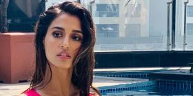 Disha Patani looks like a pink mermaid as she sets the internet on fire with her latest swimsuit picture