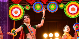 Drashti Dhami gives a fiery dance performance on the occasion of Gudi Padwa; Check out her pictures