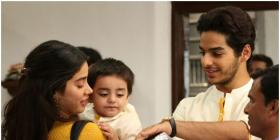 Janhvi Kapoor celebrates 1 year of Dhadak and thanks Karan Johar, Shashank Khaitan & Ishaan Khatter