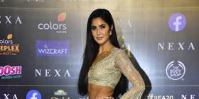 Katrina Kaif's green carpet look is every bit stunning and gorgeous; View pics