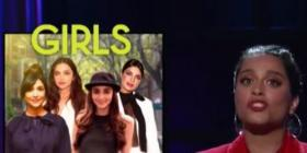 Lilly Singh makes late night show debut; mentions Alia, Deepika & Priyanka in brown representation monologue