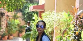 PHOTOS: Malaika Arora looks effortlessly chic as she sweats it out at the gym; Check it out
