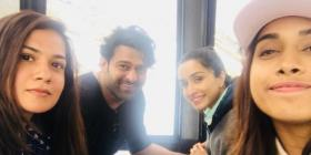 Saaho: Here's a glimpse from Prabhas and Shraddha Kapoor starrer's Europe schedule and it's heavenly