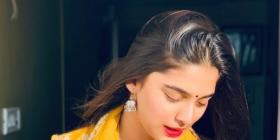 Dabangg 3: Saiee Manjrekar will make for a gorgeous co star to Salman Khan & these photos of her are a proof