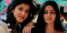 Ananya Panday & Shanaya Kapoor are total goofballs in throwback pics but we wish Suhana Khan was there too