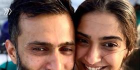 Sonam Kapoor Ahuja's vacay selfie with hubby Anand Ahuja is a sweet reminder of the forever kind of love