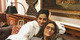 Rhea Kapoor shares a picture with Sonam Kapoor as she misses her partner in crime; View Post