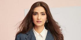 Sonam Kapoor ups the style quotient with her denim on denim look; Check it out