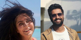 Vicky Kaushal is at his chivalrous best when it comes to Katrina Kaif; Read on