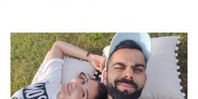 Anushka Sharma and Virat Kohli's throwback selfies scream love and loads of it; check it out