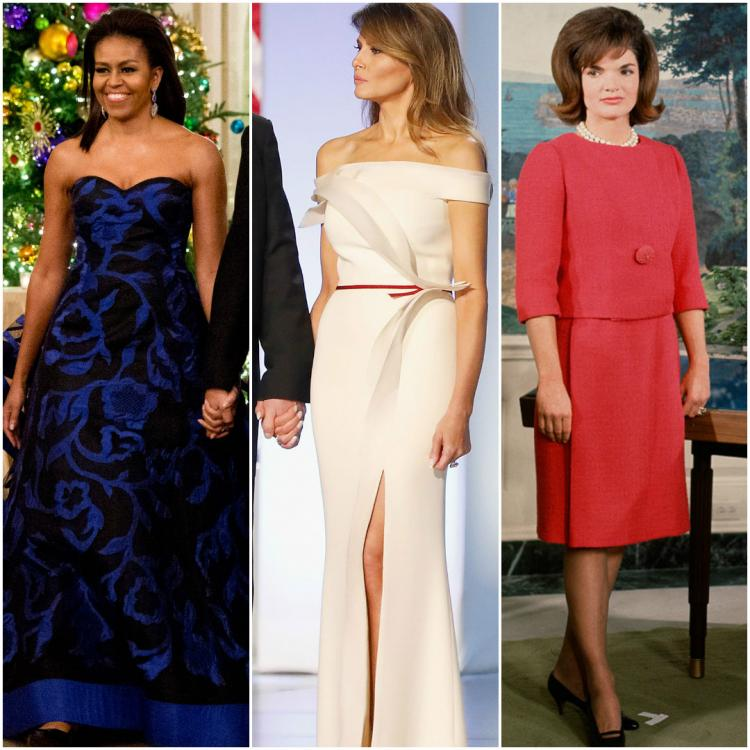 The most stylish first ladies 90