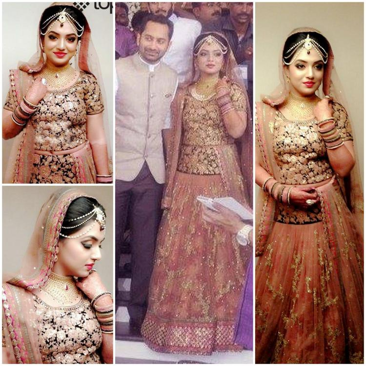 Nazriya post wedding