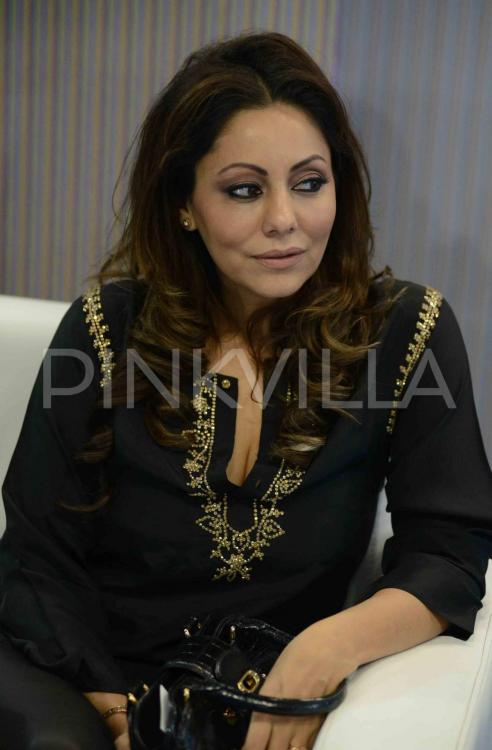 Gauri Khan Spotted At An Event In Delhi Pinkvilla