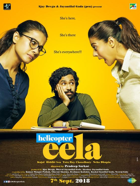 Video,kajol,Helicopter Eela,Riddhi Sen