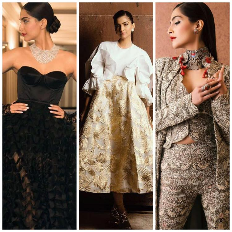 10 photos which prove that sonam kapoor has started a