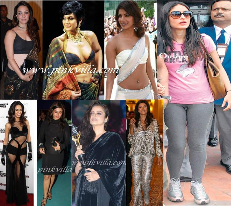 Worst Bollywood Fashion Disasters... |B- Town Star's Worst ...