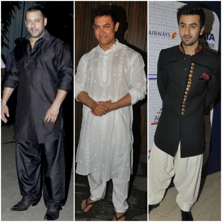 bollywood handsome hunks show you how to pep up the diwali