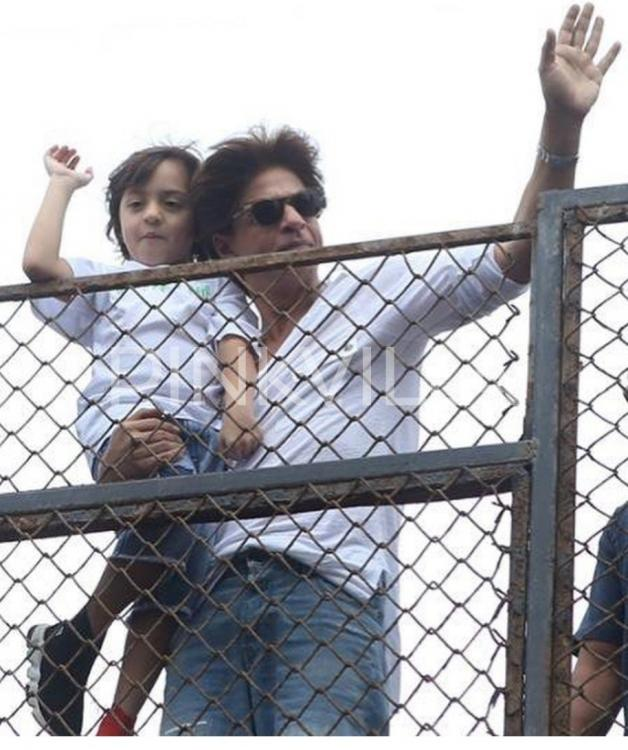 Photos,shah rukh khan,AbRam Khan