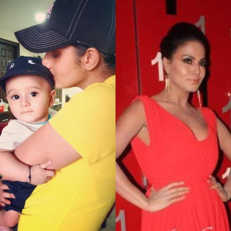 Sania Mirza SLAMS Veena Malik for giving 'parenting & diet advice' post the India & Pakistan World Cup match