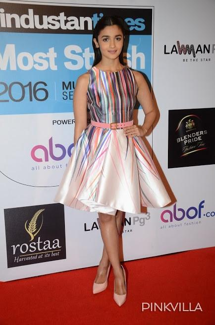 When Alia dolled up in Georges Hobeika