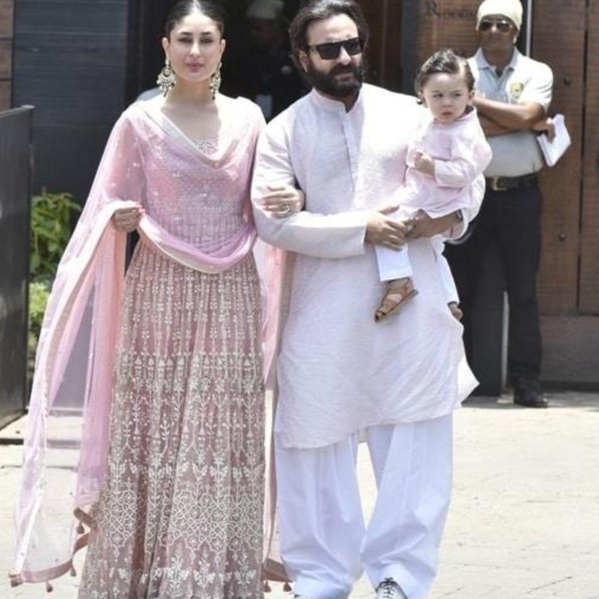 Of course! No one can beat this family's look at Sonam Kapoor's wedding