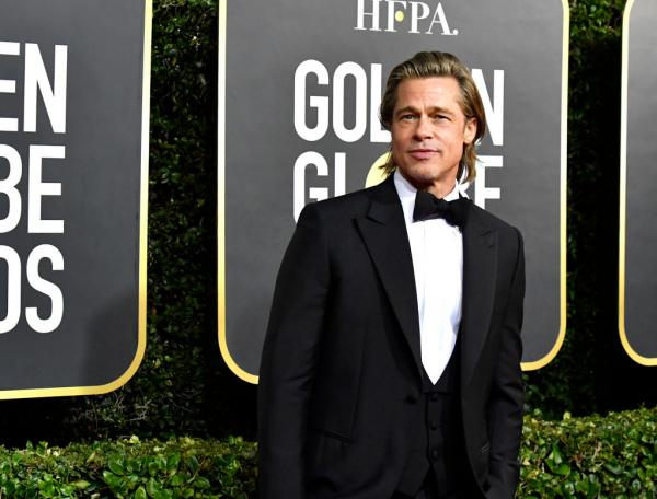 Brad Pitt Talks About 'Running Into' Jennifer Aniston At 2020 Golden Globes