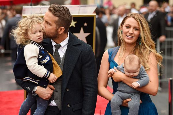 Ryan Reynolds Isn't Super into Daughter James Breaking into Acting
