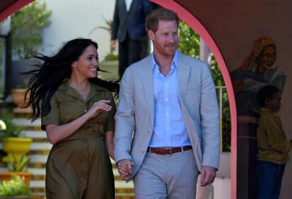 Harry, Meghan to split from royal family on March 31