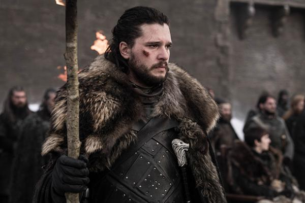 Kit Harington Set to Star in Marvel's 'Eternals'