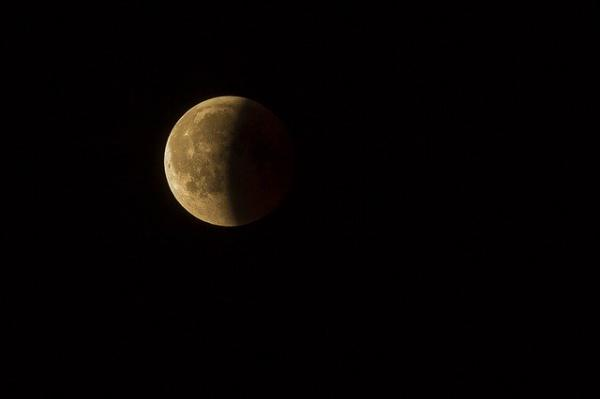 What time is the Full Wolf Moon Eclipse this Friday?