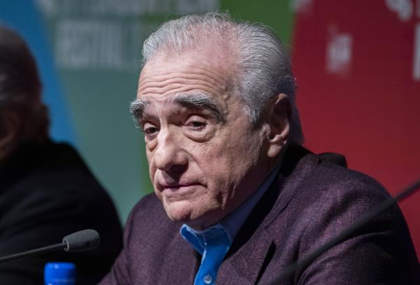 Scorsese claims film streaming is 'revolutionary'