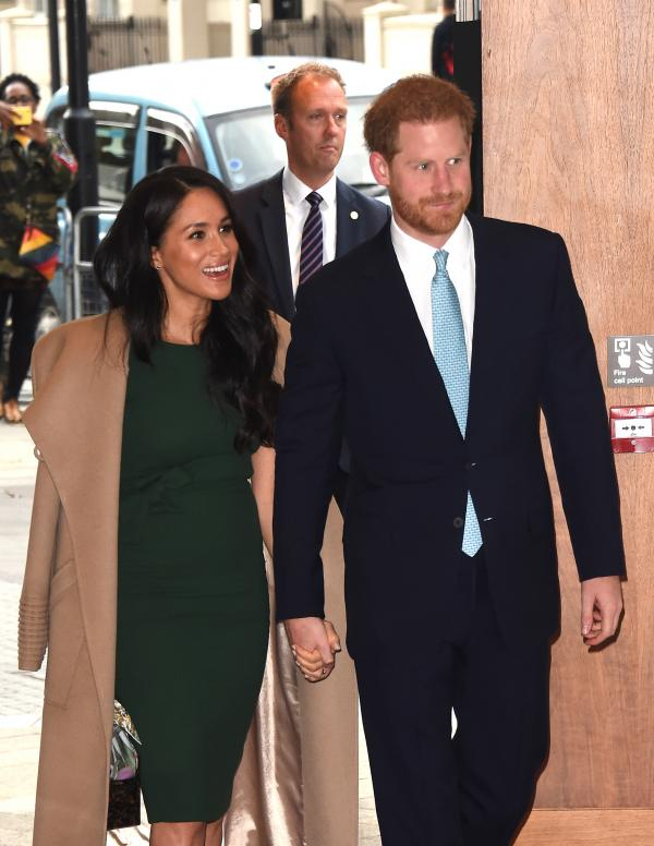 Meghan: Motherhood a 'struggle' in spotlight