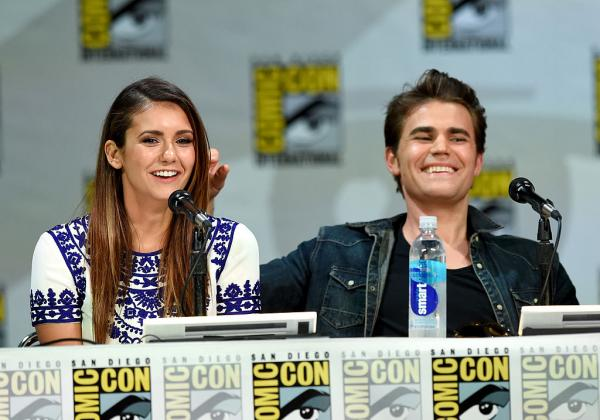 Nope, they did not get along: Paul Wesley confirms Nina Dobrev's claims