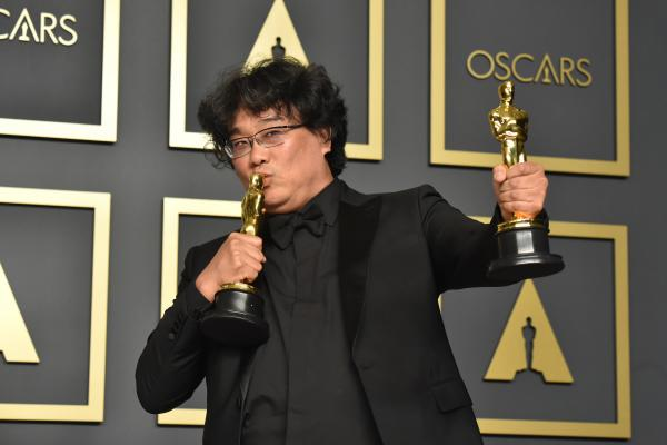 Bong Joon-ho Won't Receive The Oscar Trophy For Best International Feature Film
