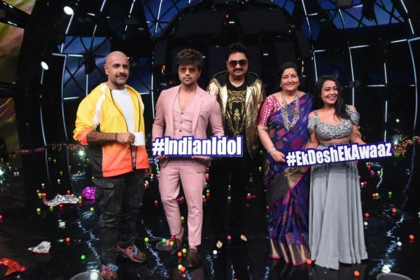 Himesh Reshammiya signs 'Indian Idol' contestant Sunny for a song