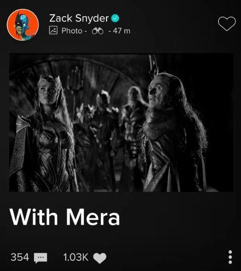 Justice League: Zack Snyders original cut of the film never completed?
