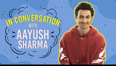 Loveratri: Aayush Sharma REVEALS why he wouldn't want to work out with Salman Khan