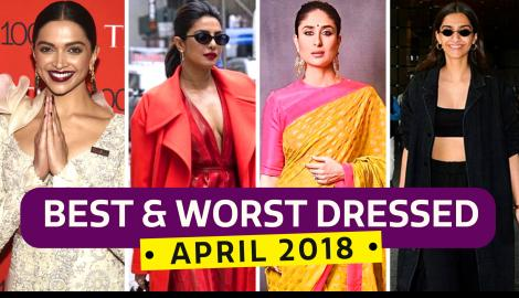 Deepika Padukone, Priyanka Chopra, Kareena Kapoor Khan: Best and Worst Dressed of the Month