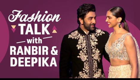 Deepika Padukone & Ranbir Kapoor REVEAL the one thing they love about each other's style