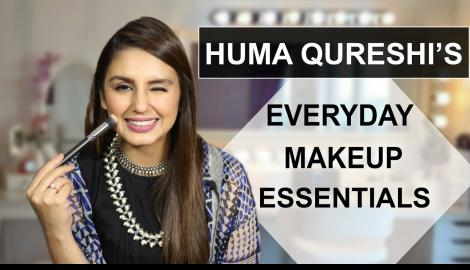 Huma Qureshi's Everyday Makeup Essentials
