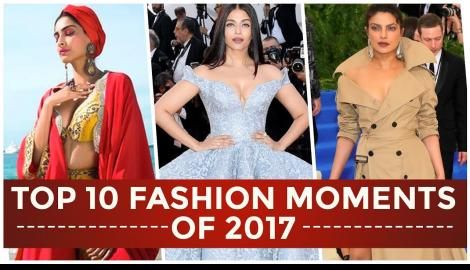 Manushi Chillar, Deepika Padukone, Aishwarya Rai Bachchan: Top 10 Fashion Moments of the year 2017