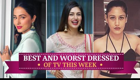 Hina Khan, Divyanka Tripathi, Surbhi Chandna: TV's Best and Worst Dressed of the Week