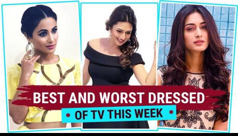Hina Khan, Mouni Roy, Erica Fernandes: TV's Best and Worst Dressed of the Week | Pinkvilla