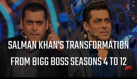 Salman Khan's transformation from Bigg Boss seasons 4 to 12; Check it out