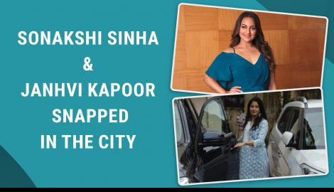 Sonakshi Sinha, Sushant Singh Rajput, and many other B-Town celebs papped around the city