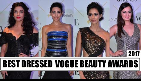 Aishwarya Rai, Karisma Kapoor, Mira Kapoor: Best and worst dressed at The Vogue Beauty Awards