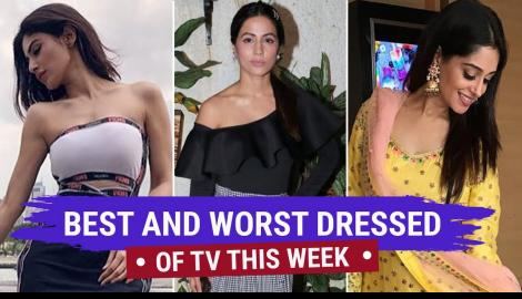 Hina Khan, Divyanka Tripathi, Jennifer Winget: TV's Best and Worst Dressed of the Week