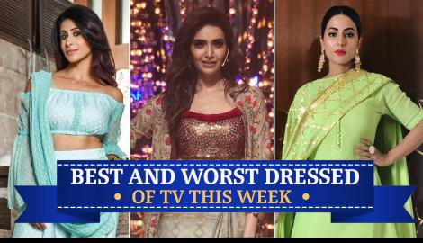 Hina Khan, Karishma Tanna, Krystle Dsouza: TV's Best and Worst Dressed of the Week