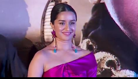 Shraddha Kapoor speaking fluent Marathi in this video will leave you amused