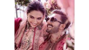 Deepika Padukone and Ranveer Singh's matching sunglasses are all the rage right now FIND OUT
